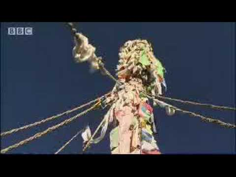 New Years celebrations in Tibet - A Year in Tibet - BBC travel