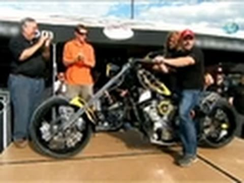 American Chopper- Killer Horsepower | Senior vs. Junior