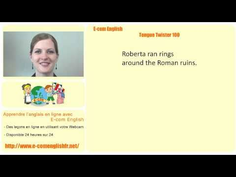 E-com English: Tongue Twister 68/100