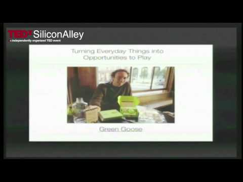 TEDxSiliconAlley, 2011 - Tish Shute - Becoming a Reality Architect (not a Reality Star)
