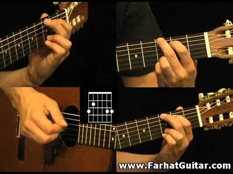 The unforgiven - Metallica Part 8 Guitar Cover FarhatGuitar.com