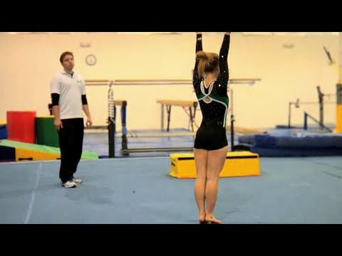Gymnastics: How to Do a Handspring