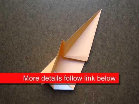 How to Fold Origami Kiwi Bird - OrigamiInstruction.com