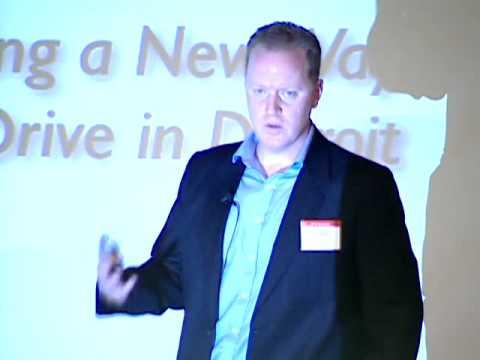 TEDxDetroit - Derek Mehraban - 10/21/09
