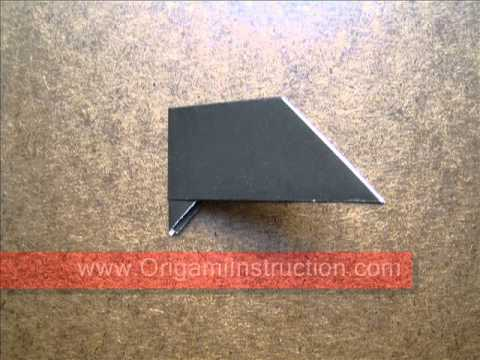 How to Fold Origami Twirly Bird - OrigamiInstruction.com