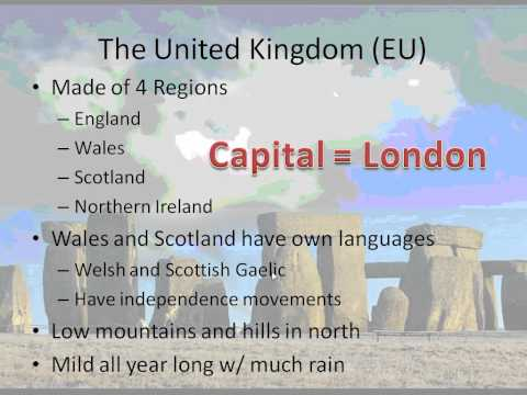 12 1 The United Kingdom & Ireland
