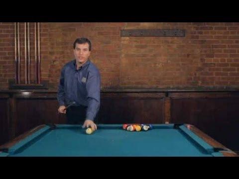Pool Trick Shots / Intermediate Shots: Wing Shots