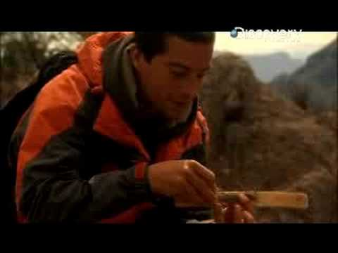 Man vs. Wild - Mexico Cave