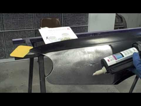 School of Collision Repair - 3M Dynamic Mixing System - (auto body work)