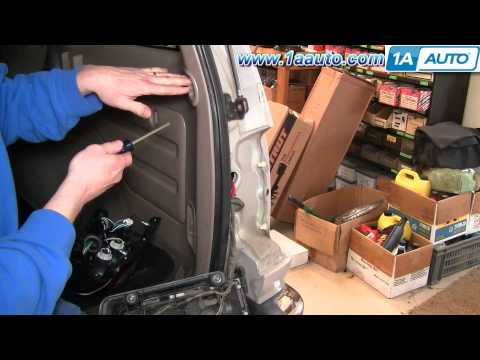 How to Install Replace Taillight Toyota 4Runner 96-02 1AAuto.com
