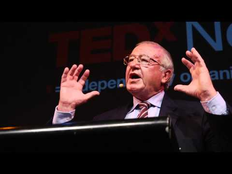 TEDxNewy 2011 - Bernie Curran - The Greek ideal 'kalos kai agathos' & today's ideals.