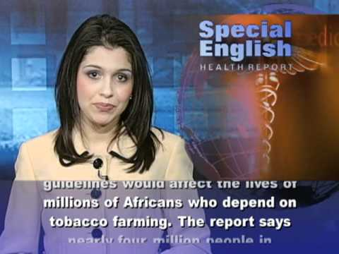 World Health Officials Consider New Tobacco Control Measures