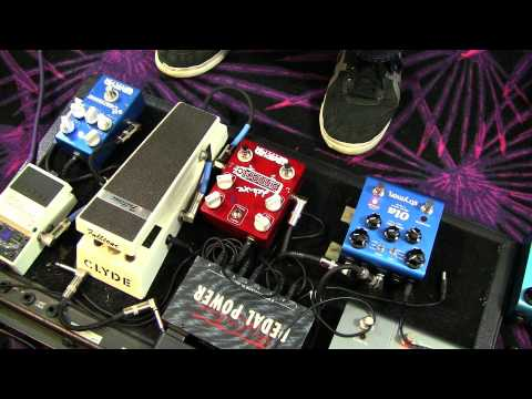 New Wampler and Strymon Pedal Demo