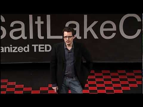 TEDxSaltLakeCity - Jeff Parkin - The Future of Story