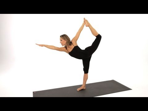 Dancer's Pose (Natarajasana) | How to Do Yoga