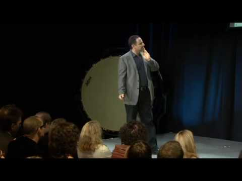TEDxBlue - David Rock - 10/18/09