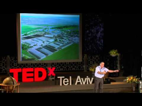 Shimon Steinberg: Natural pest control ... using bugs!