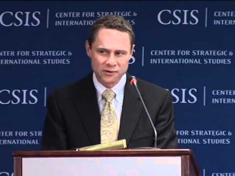Wes Bush on the Defense Industrial Base: Current and Future