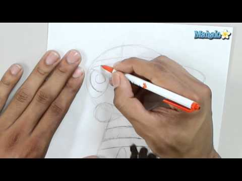 How to Draw Brick from The Powerpuff Girls