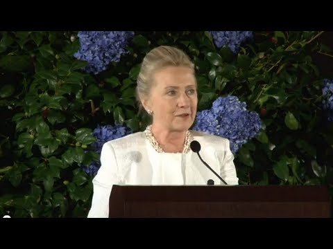 Remarks by Hillary Rodham Clinton and Michael R. Bloomberg at the New American Wing Galleries