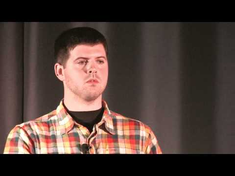 "TEDxBrasd'Or - Justin Roper - The Glass ""is"" Half Full"