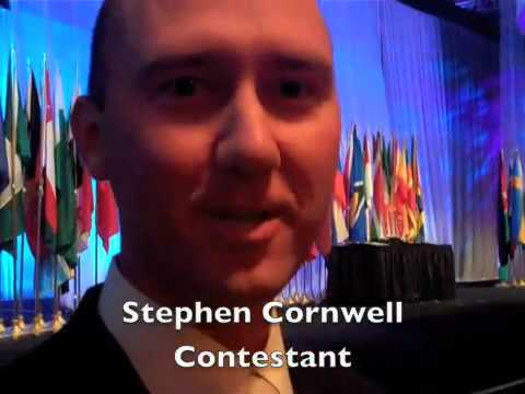 2009 World Championship of Public Speaking EXPERIENCE!