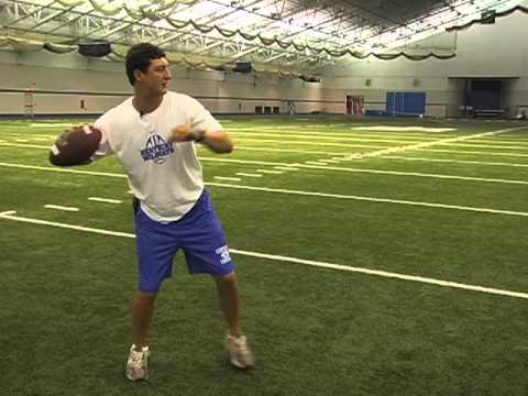 How to Throw a Football Spiral Like a Pro Video - About.com
