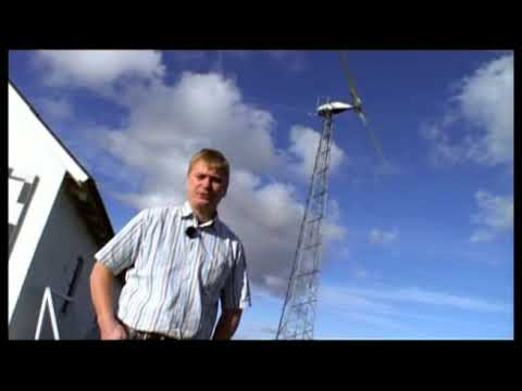 Family Wind Turbines Gain Momentum