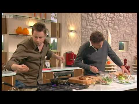 Chicken Winter Salad Part 2 - Saturday Kitchen - BBC