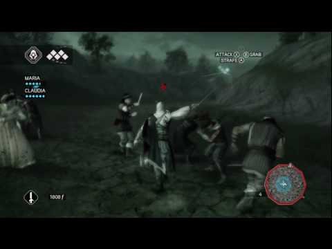 Assassins Creed 2 Walkthrough - Part 5 - Roadside Assistance