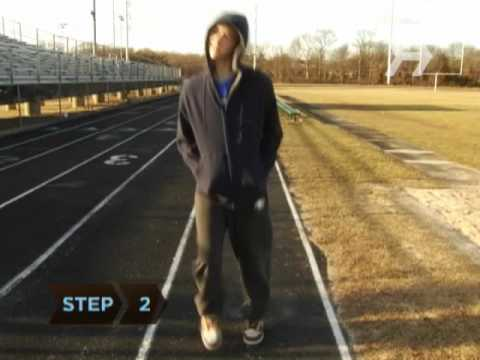 How to Run on a Track