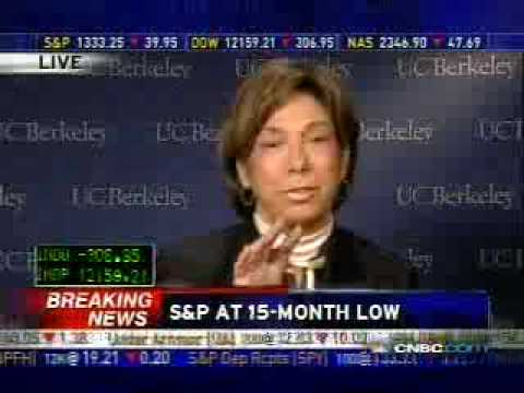 Economy Reeling, Markets Retreat -- CAP's Tyson on CNBC