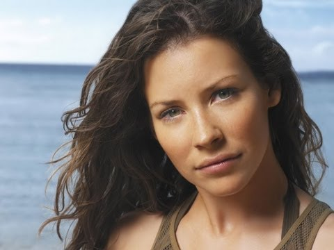 THE 'NO MAKE-UP' EVANGELINE LILLY MAKE-UP TUTORIAL