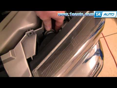 How To Install Replace Change Parking Light and Bulb 2004-12 Chevy Colorado