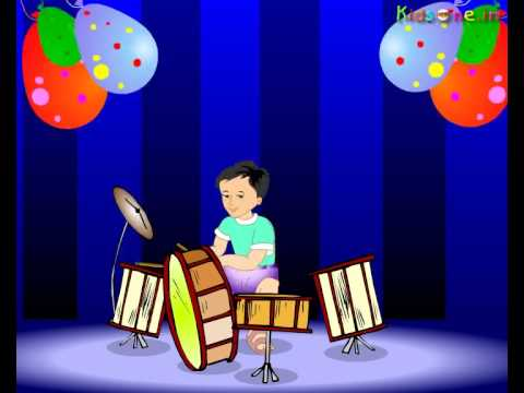Animated Hindi rhymes - Kids Rhymes - eLearning, kids games