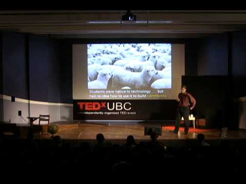 TEDxUBC - Chris Kennedy - Students Live! Real-world Learning at the 2010 Olympic/Paralympic Games