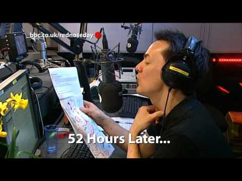 Radio 1's Chris Moyles earns over £2M for Comic Relief | Red Nose Day 2011