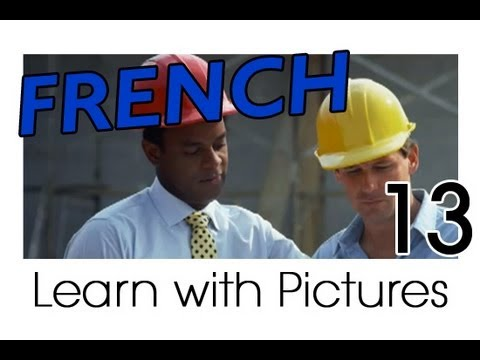Learn French - French Job Vocabulary