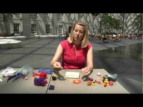 Handi-hour Crafting: Needle Felting