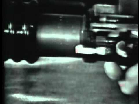 The M203 Grenade Launcher