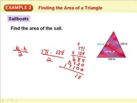 Applying Geometric Formulas