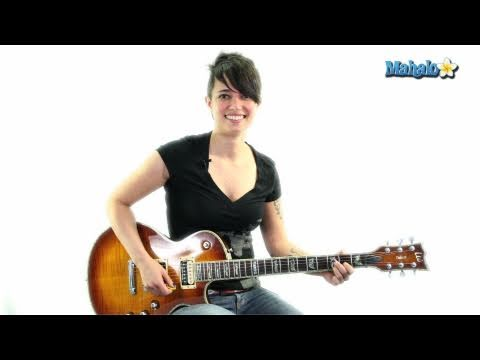 How to Play an A5 Chord in Open Position on Guitar