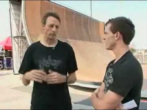Interview with Tony Hawk