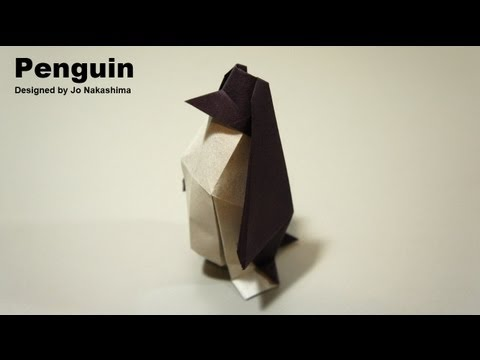 Origami Penguin (Jo Nakashima) - [multi-language]