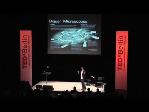 TEDxBerlin 11/15/10 - Philipp Selenko - Molecular Architecture
