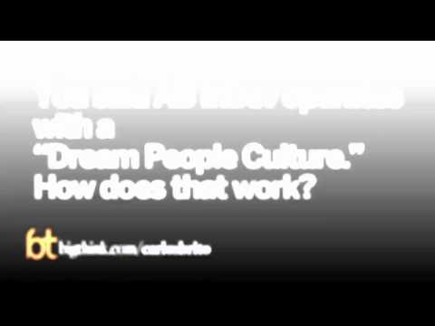 "Brito's ""Dream People"" and Managing Corporate Culture"