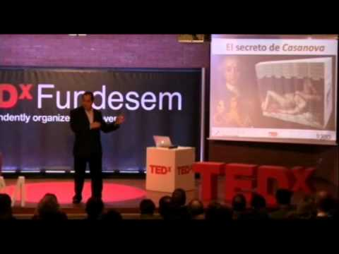 "TEDxFundesem - Juan Carlos Cubeiro ""We are no longer in crisis"""