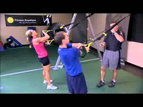 TRX Suspension Training´® With Todd Durkin