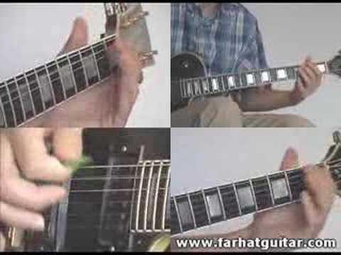 Welcome to the Jungle  part 6 vers 1   farhatguitar.com
