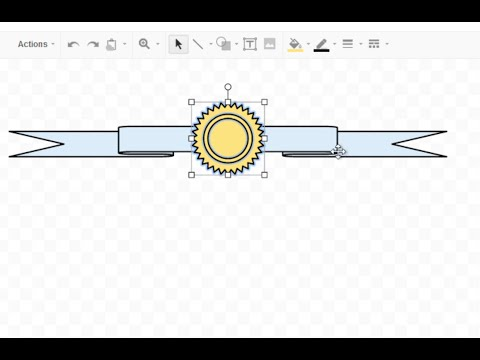 Google Documents: Creating Drawings